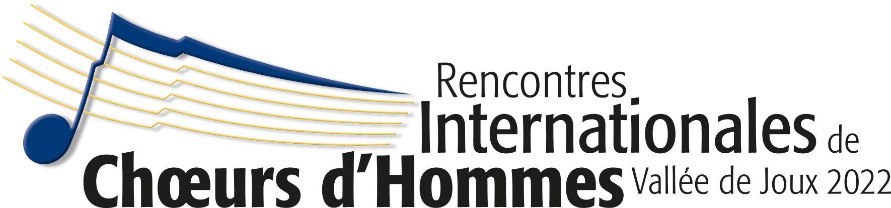 Rencontres Internationales de Choeurs d'Hommes Vallée de Joux